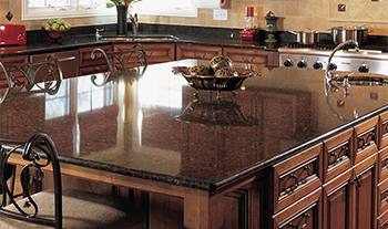 Countertops offer the perfect opportunity to enhance the visual appeal of your kitchen & bath. Contact LaCour's today!