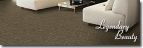 Legendary Beauty Carpet. Style name: Adjoining Hearts | Color: Autumn Tones.